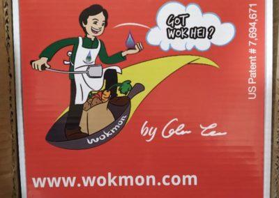 wokmon in carton